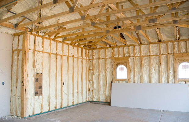 MIKE HOLMES: Closed-cell spray foam tops insulation options